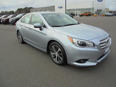 2017 Subaru Legacy for sale in Ashland, WI
