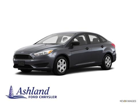 2015 Ford Focus for sale in Ashland, WI