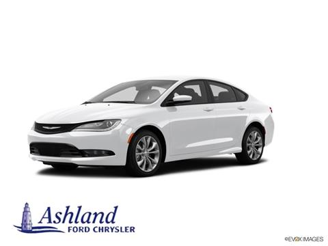 2015 Chrysler 200 for sale in Ashland, WI
