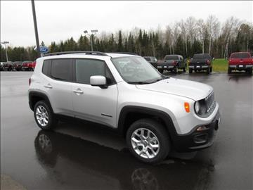 2016 Jeep Renegade for sale in Ashland, WI