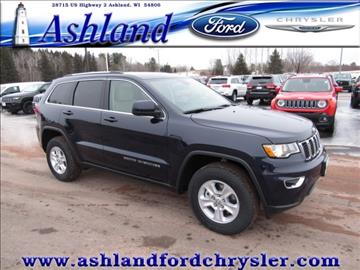 2017 Jeep Grand Cherokee for sale in Ashland, WI