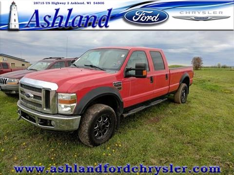 2008 Ford F-350 Super Duty for sale in Ashland, WI