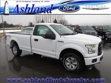 2017 Ford F-150 for sale in Ashland, WI
