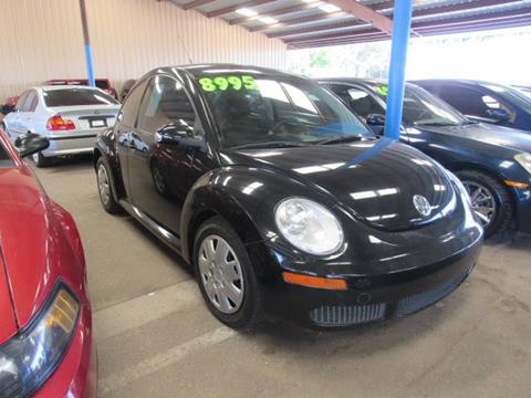 2010 Volkswagen New Beetle for sale in Albuquerque, NM
