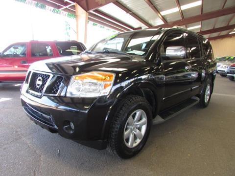 2010 Nissan Armada for sale in Albuquerque, NM