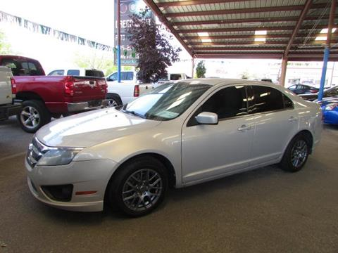 2010 Ford Fusion for sale in Albuquerque, NM