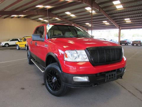 2004 Ford F-150 for sale in Albuquerque, NM