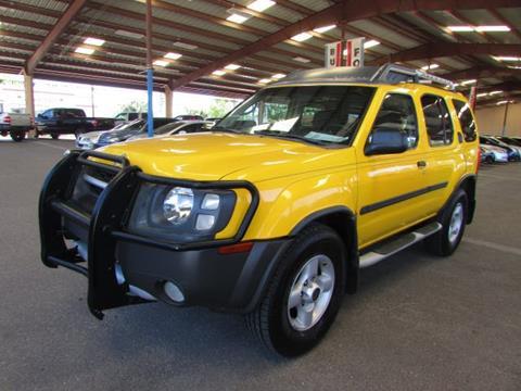 2002 Nissan Xterra for sale in Albuquerque, NM