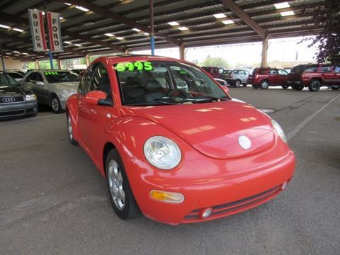 2003 Volkswagen New Beetle for sale in Albuquerque, NM