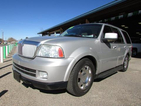 2006 Lincoln Navigator for sale in Albuquerque, NM