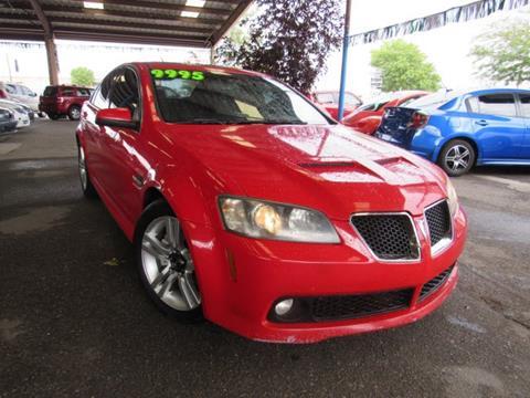 2008 Pontiac G8 for sale in Albuquerque, NM