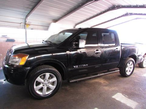 2008 Nissan Titan for sale in Albuquerque, NM