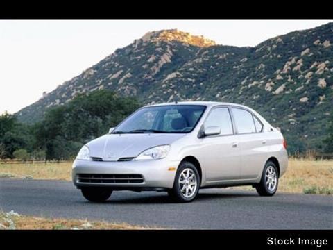 2002 Toyota Prius for sale in Albuquerque, NM
