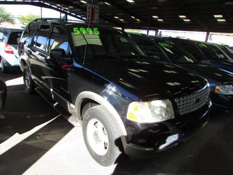 2002 Ford Explorer for sale in Albuquerque, NM