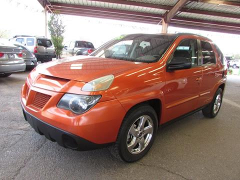 2004 Pontiac Aztek for sale in Albuquerque, NM
