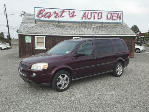 2007 Chevrolet Uplander for sale in Richland, WA
