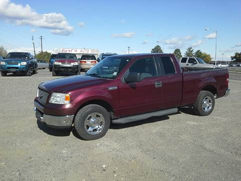 2005 Ford F-150 for sale in Richland, WA