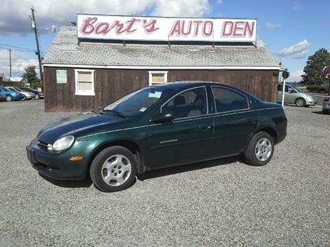 2000 Dodge Neon for sale in Richland, WA