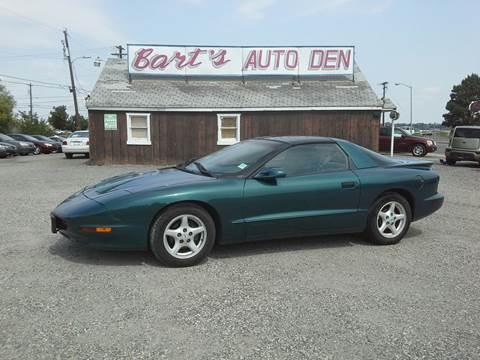 1997 Pontiac Firebird for sale in Richland, WA