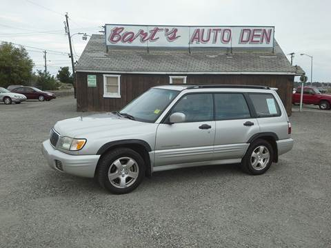 2001 Subaru Forester for sale in Richland, WA