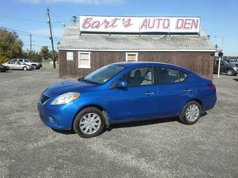 2012 Nissan Versa for sale in Richland, WA