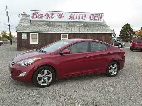2012 Hyundai Elantra for sale in Richland, WA