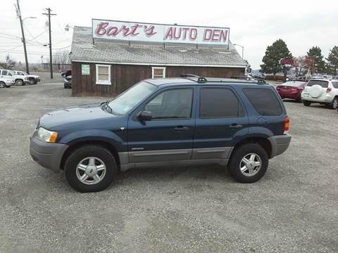 2002 Ford Escape for sale in Richland, WA