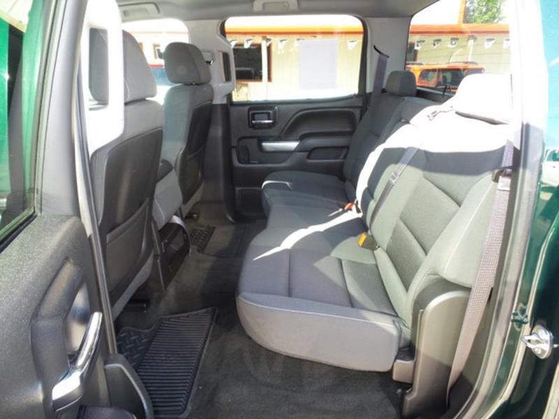 2015 Chevrolet Silverado 1500 LT - Madisonville TX