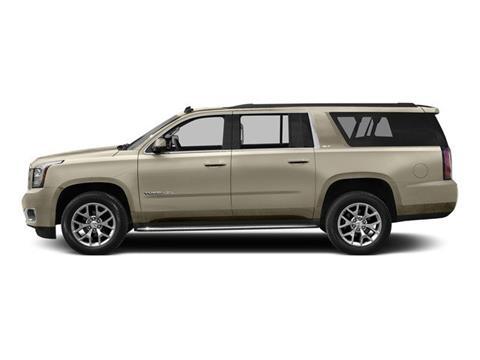 2016 GMC Yukon XL for sale in Madisonville, TX