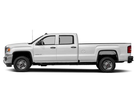 2017 GMC Sierra 3500HD for sale in Madisonville, TX