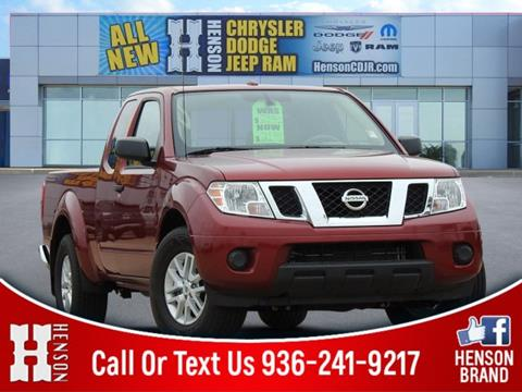 2018 Nissan Frontier for sale in Madisonville, TX