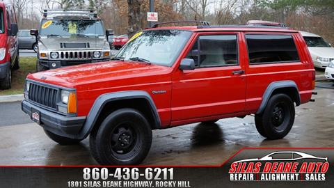 1995 Jeep Cherokee for sale in Rocky Hill, CT