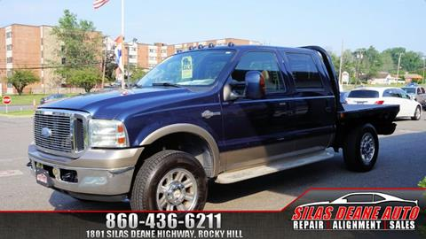 2006 Ford F-250 Super Duty for sale in Rocky Hill, CT