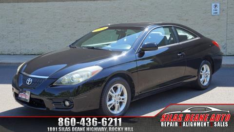 2008 Toyota Camry Solara for sale in Rocky Hill, CT