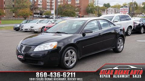 2007 Pontiac G6 for sale in Rocky Hill, CT