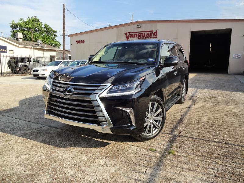 2016 Lexus Lx 570 AWD 4dr SUV In Houston TX - VANGUARD MOTORS