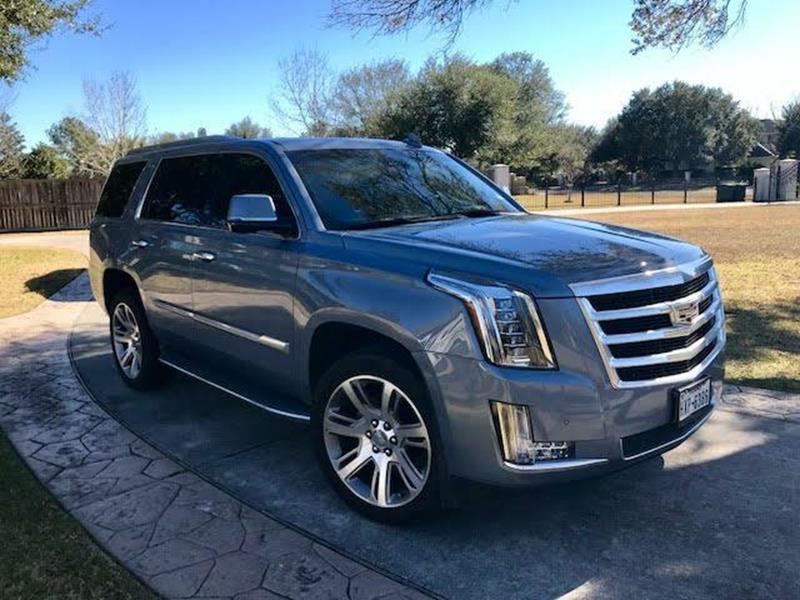 2015 Cadillac Escalade Luxury 4dr SUV In Houston TX - VANGUARD MOTORS
