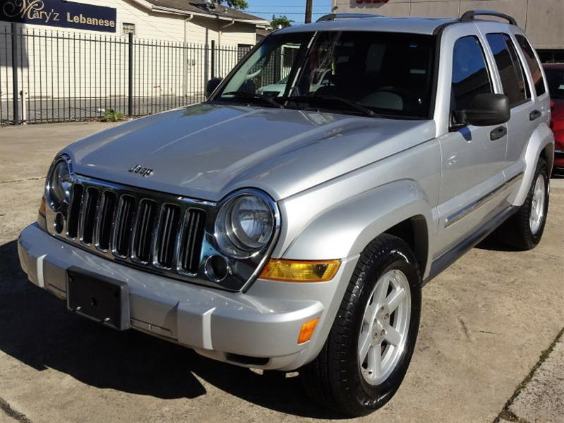 2007 Jeep Liberty Limited 4dr SUV   Houston TX