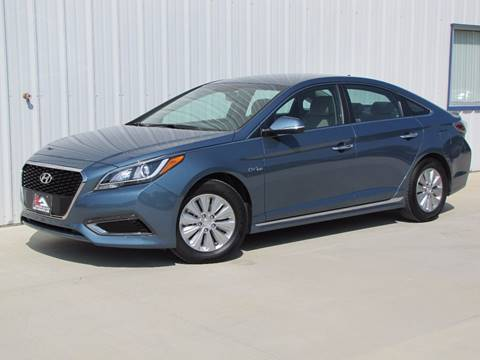 2016 Hyundai Sonata Hybrid for sale in Griswold, IA