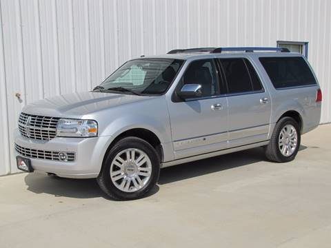2012 Lincoln Navigator L for sale in Griswold, IA