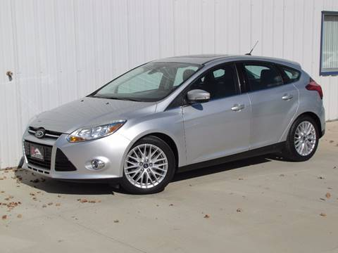 2012 Ford Focus for sale in Griswold, IA