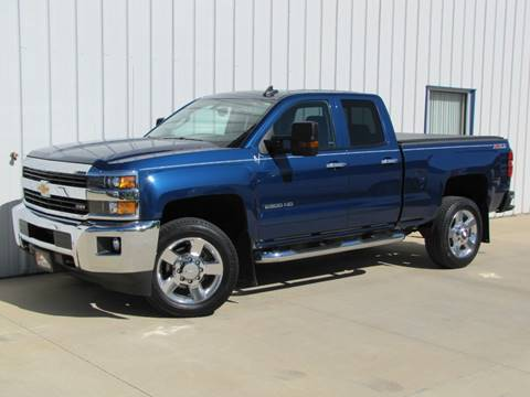 2016 Chevrolet Silverado 2500HD for sale in Griswold, IA