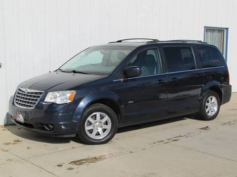 2008 Chrysler Town and Country for sale in Griswold, IA