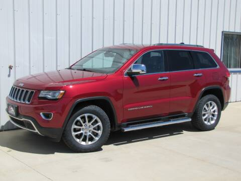 2014 Jeep Grand Cherokee for sale at Lyman Auto in Griswold IA