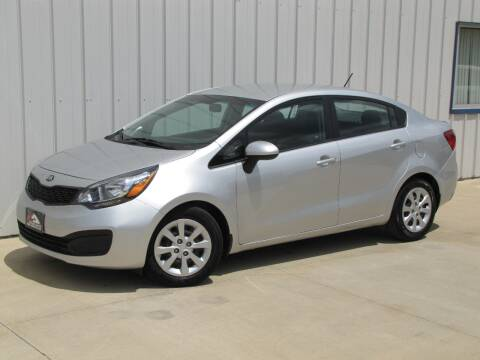 2015 Kia Rio for sale at Lyman Auto in Griswold IA