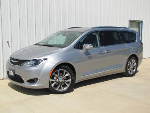 2020 Chrysler Pacifica for sale at Lyman Auto in Griswold IA