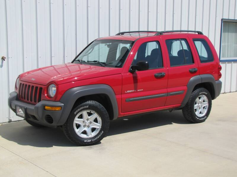 2003 Jeep Liberty for sale at Lyman Auto in Griswold IA