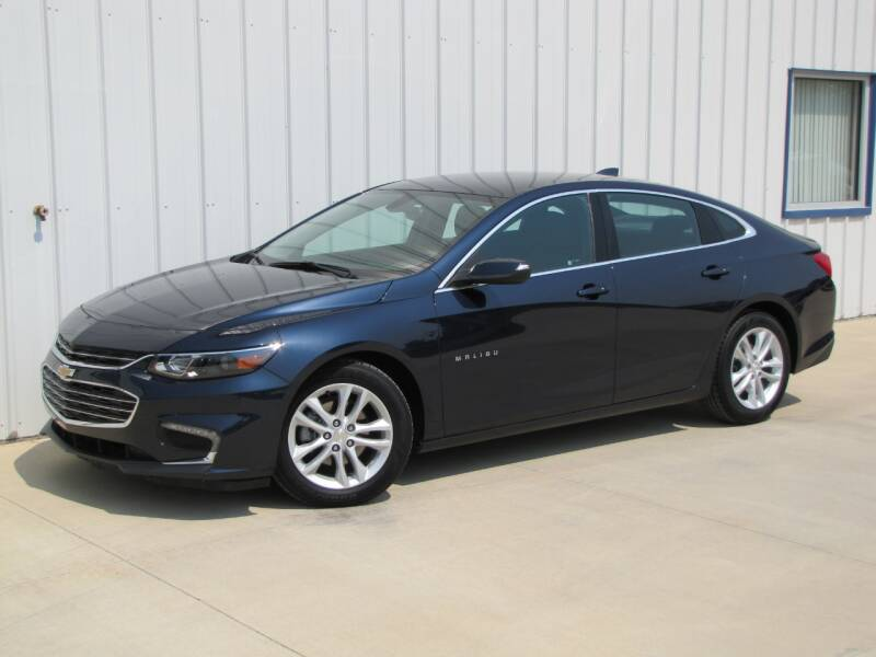 2017 Chevrolet Malibu for sale at Lyman Auto in Griswold IA