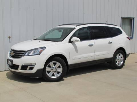 2014 Chevrolet Traverse for sale at Lyman Auto in Griswold IA