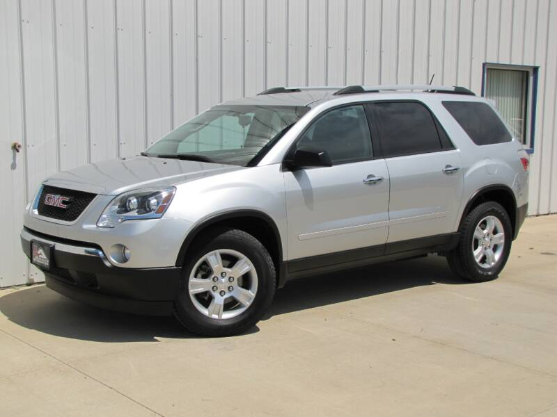 2012 GMC Acadia for sale at Lyman Auto in Griswold IA